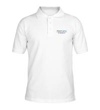 Рубашка поло Правильный админ