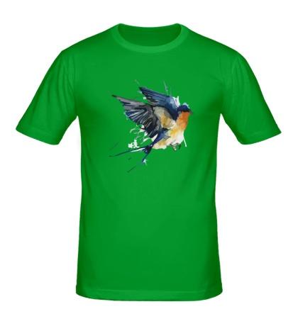 Мужская футболка «Birds»