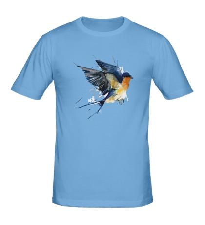 Мужская футболка Birds