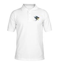 Рубашка поло Birds