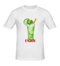 Мужская футболка Enjoy