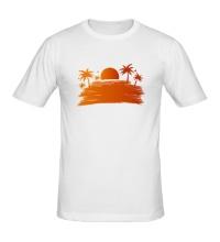 Мужская футболка Sunsummer