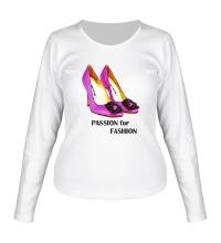 Женский лонгслив Shoes