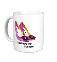 Керамическая кружка Shoes