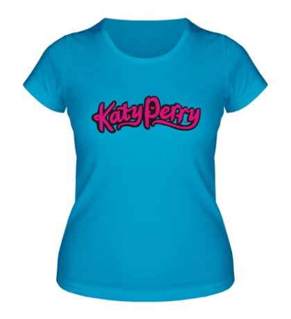 Женская футболка Katy Perry