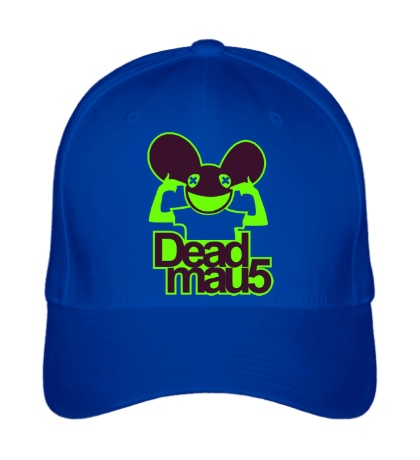 Бейсболка Deadmau5 Glow
