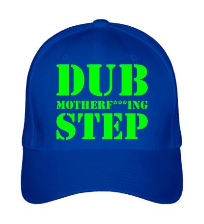 Бейсболка Dub Motherfucking Step Glow