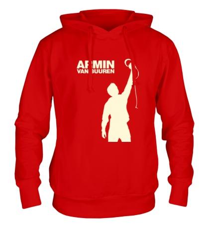 Толстовка с капюшоном Armin Music Glow