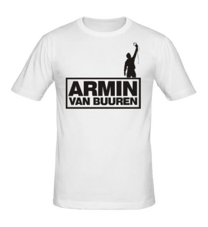 Мужская футболка Armin van Buuren