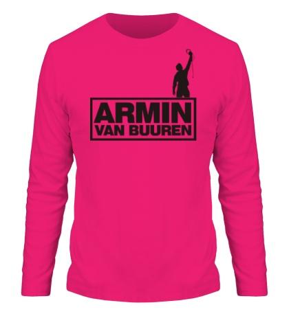 Мужской лонгслив Armin van Buuren
