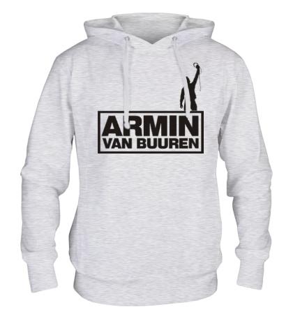 Толстовка с капюшоном Armin van Buuren