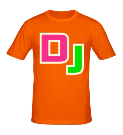 Мужская футболка Acid DJ