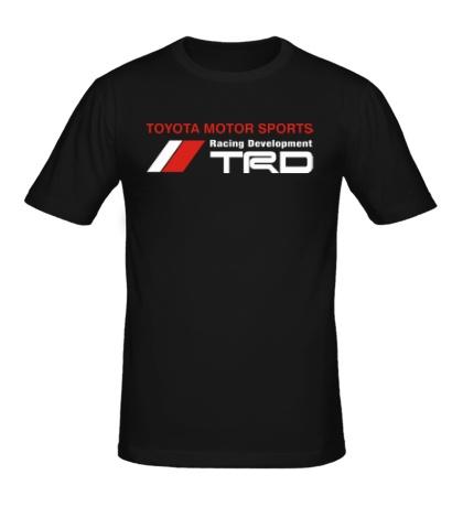Мужская футболка «TRD Sports»