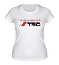 Женская футболка TRD Sports
