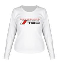 Женский лонгслив TRD Sports