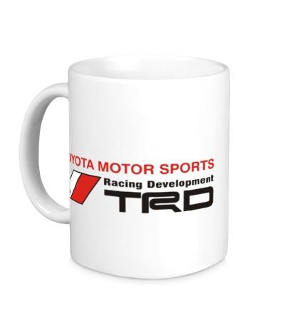 Керамическая кружка TRD Sports