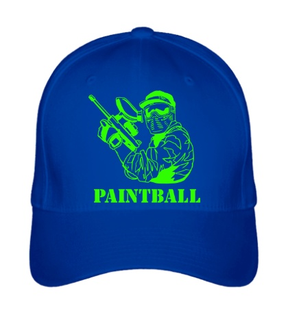 Бейсболка Paintball