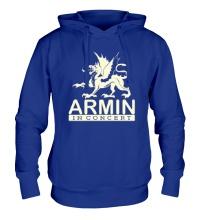 Толстовка с капюшоном Armin in Concert Glow