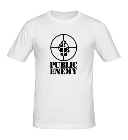 Мужская футболка Public Enemy