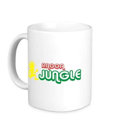 Керамическая кружка Ragga Jungle