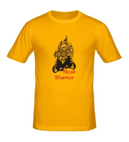 Мужская футболка Road warrior
