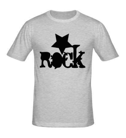 Мужская футболка Rockstar