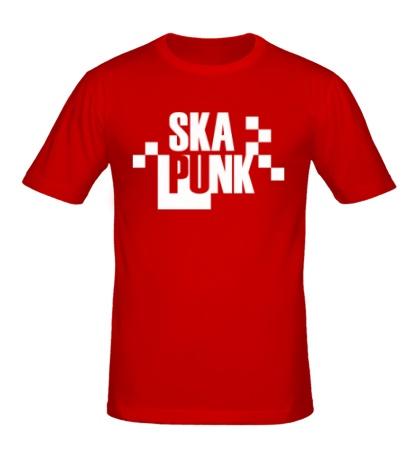 Мужская футболка Ska Punk