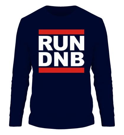 Мужской лонгслив Run dnb