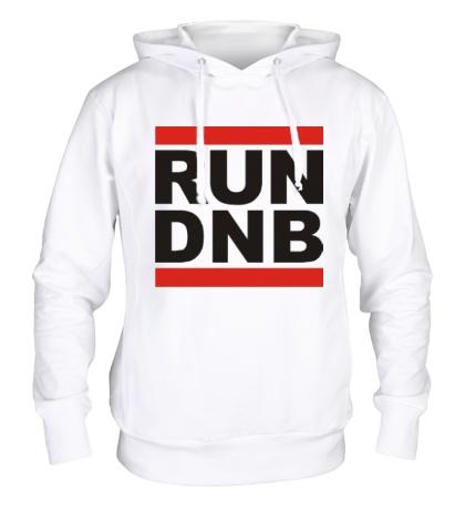 Толстовка с капюшоном Run dnb