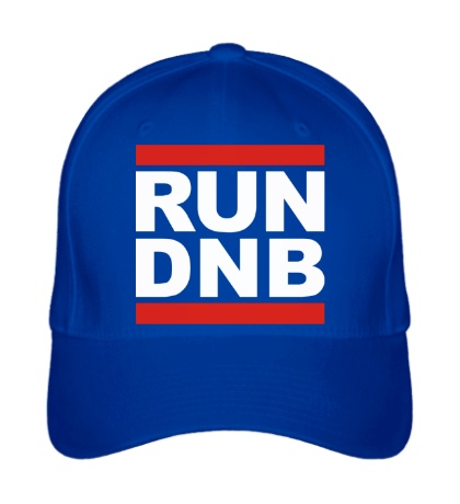Бейсболка Run dnb
