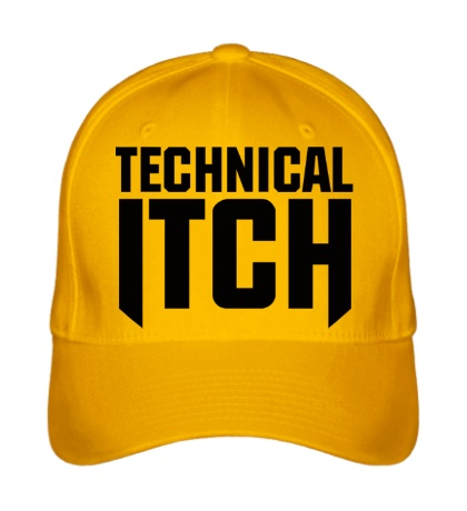 Бейсболка Technical Itch