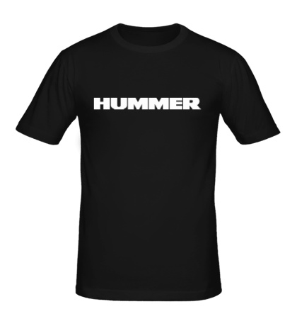 Мужская футболка Hummer