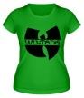Женская футболка «Wu-Tang» - Фото 1