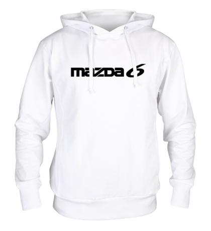 Толстовка с капюшоном Mazda 6