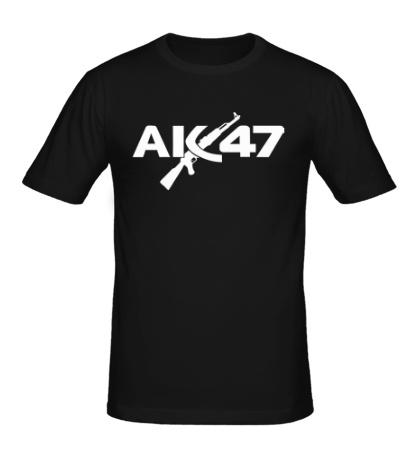 Мужская футболка АК-47