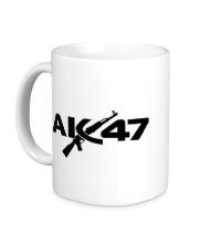 Керамическая кружка АК-47