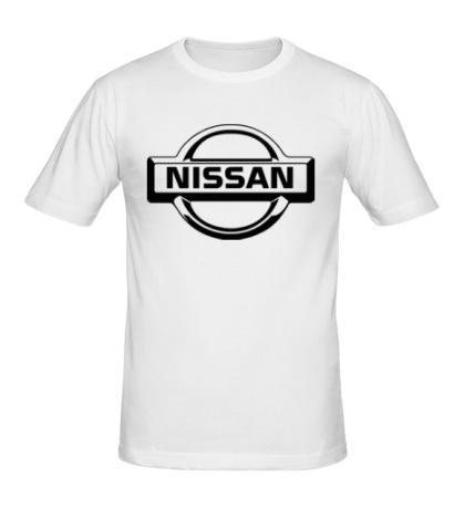Мужская футболка Nissan Mark