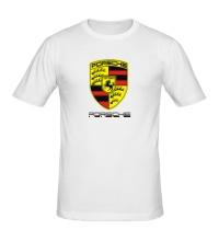 Мужская футболка Porsche