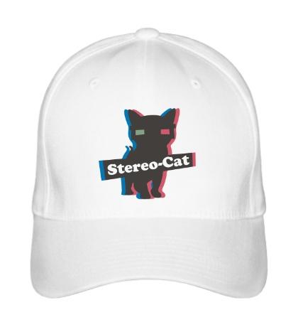 Бейсболка Stereo cat