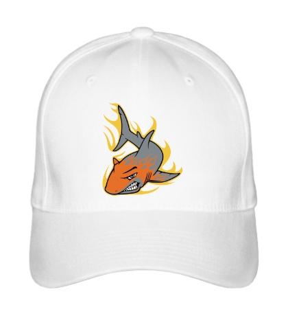 Бейсболка Огненная акула