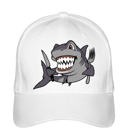 Бейсболка Голодная акула