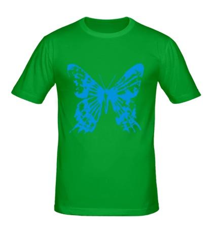 Мужская футболка Бабочка