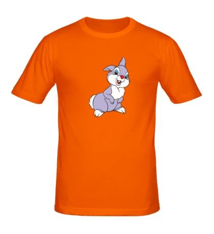 Мужская футболка Зайчонок