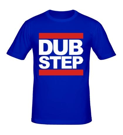 Мужская футболка Run Dubstep