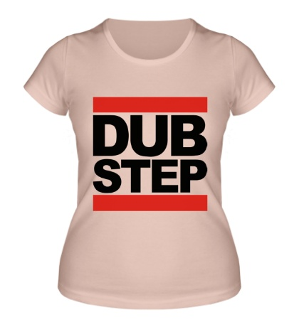 Женская футболка «Run Dubstep»