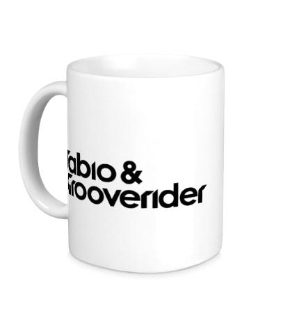 Керамическая кружка Fabio Grooverider