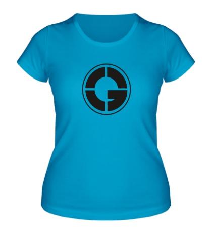 Женская футболка G
