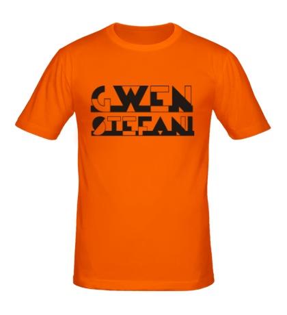 Мужская футболка Gwen Stefani