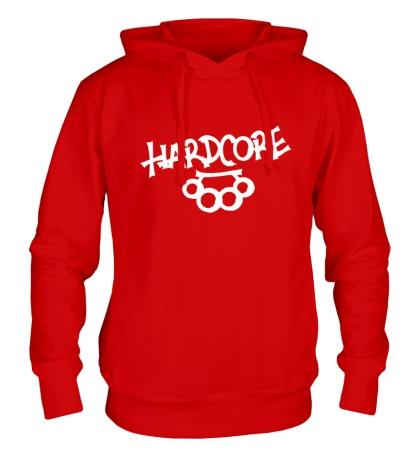 Толстовка с капюшоном Hardcore Hooligans