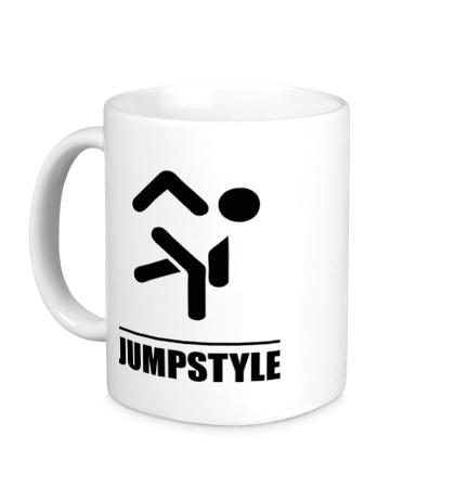 Керамическая кружка Jumpstyle